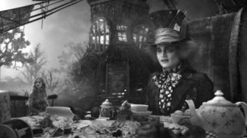 Alicia y el té