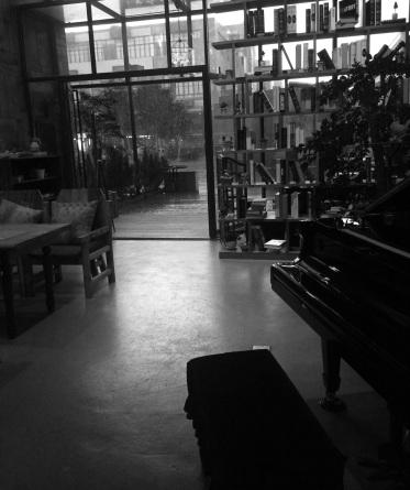 Lazy Park Piano café